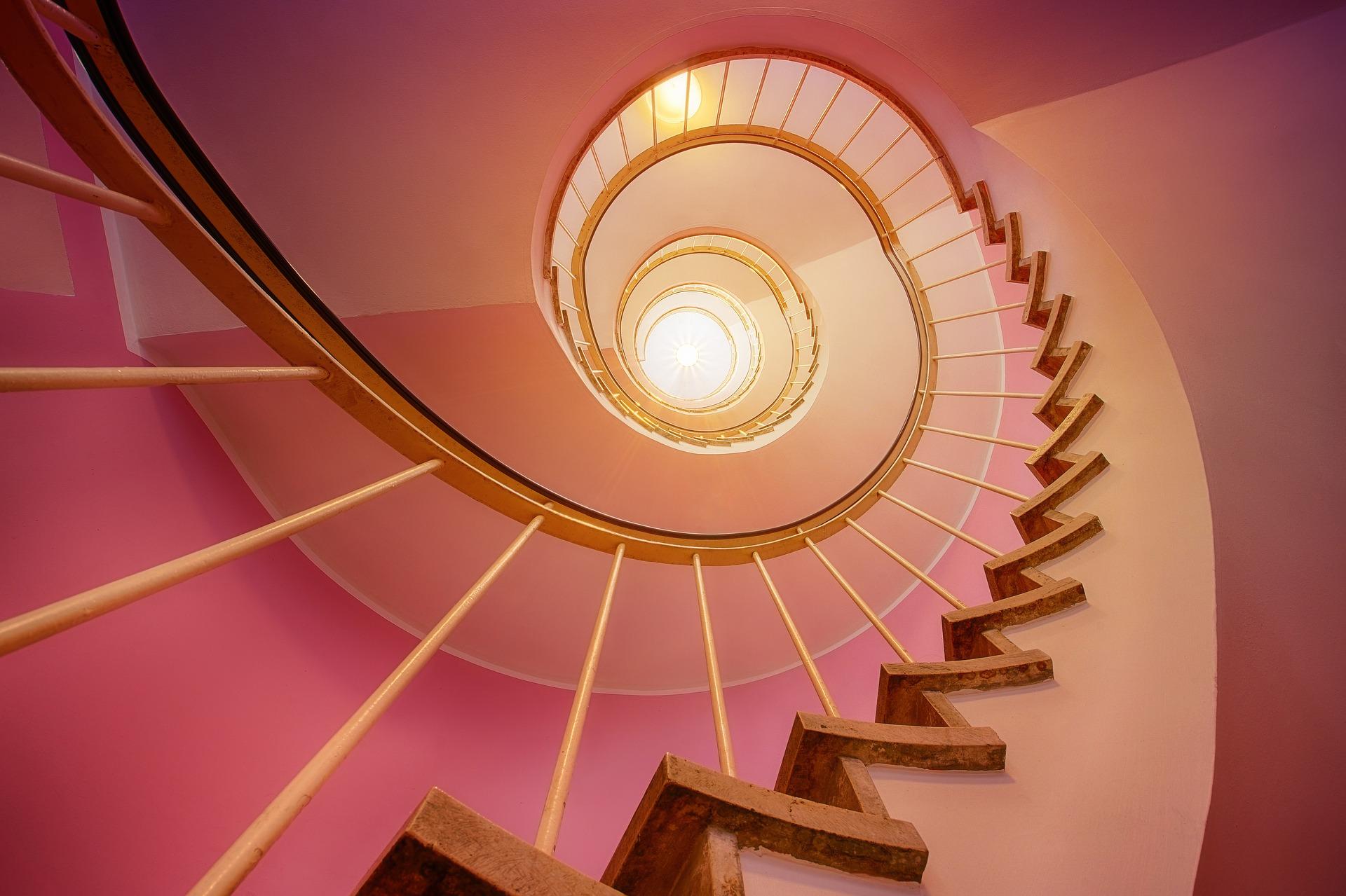 Profesionální vyhotovení schodišť