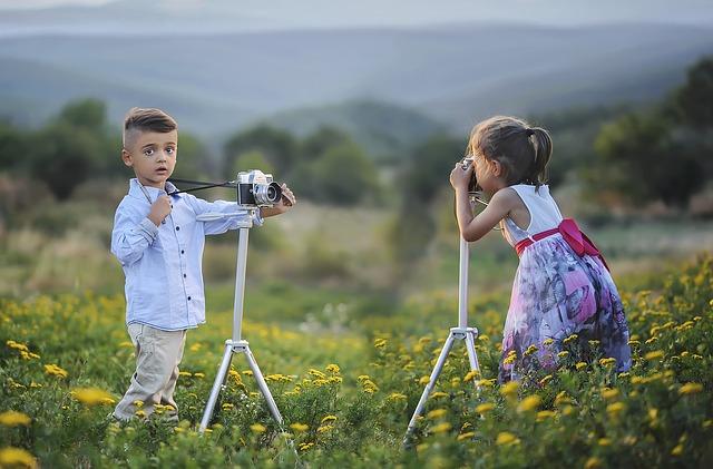vzájemné fotografování