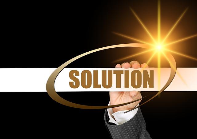 řešení
