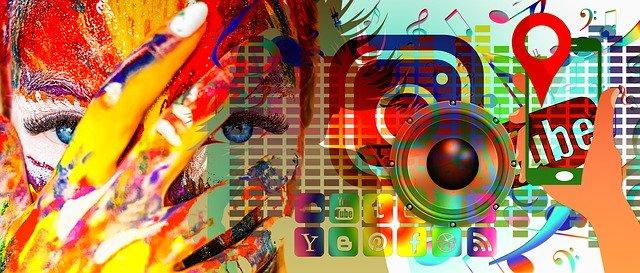 Mix znaků z internetu