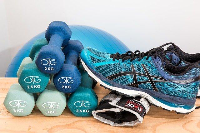 Fitness doplňky
